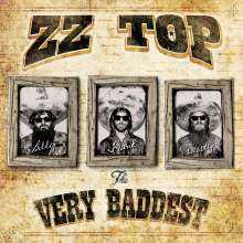 ZZ Top: The Very Baddest Of ZZ Top (Deluxe-Edition), 2 CDs