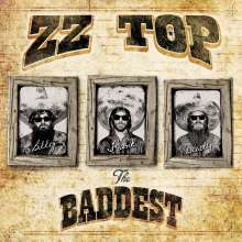ZZ Top: The Very Baddest Of ZZ Top, CD