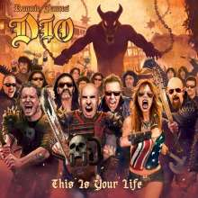Ronnie James Dio - This Is Your Life (Limited Edition) (Red Vinyl), 2 LPs