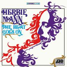 Herbie Mann (1930-2003): The Beat Goes On, CD