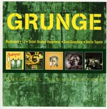 The Grunge Years: Original Album Series, 5 CDs