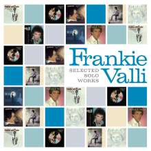 Frankie Valli: Selected Solo Works, 8 CDs