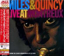 Miles Davis & Quincy Jones: Live At Montreux 1991, CD