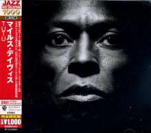 Miles Davis (1926-1991): Tutu (Japan-Optik), CD