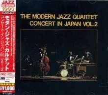 The Modern Jazz Quartet: Concert In Japan 1966 Vol.2, CD