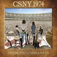 Crosby, Stills, Nash & Young: CSNY 1974, 3 CDs