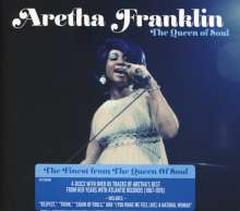 Aretha Franklin: The Queen Of Soul, 4 CDs