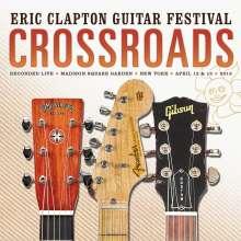 Eric Clapton: Crossroads Guitar Festival 2013, 4 LPs