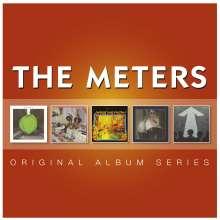 The Meters: Original Album Series, 5 CDs