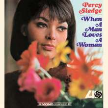 Percy Sledge: When A Man Loves A Woman, CD