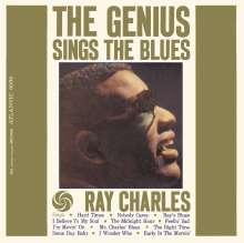 Ray Charles: The Genius Sings The Blues (Japan-Optik), CD