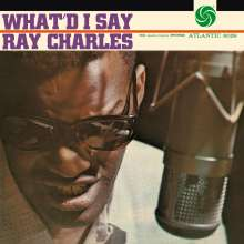 Ray Charles: What'd I Say, CD