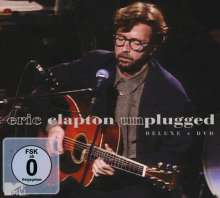 Eric Clapton: Unplugged (Deluxe-Edition), 3 CDs