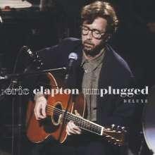 Eric Clapton: Unplugged, 2 CDs
