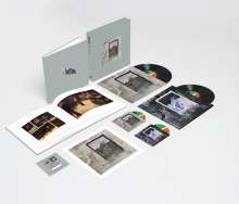 Led Zeppelin: Led Zeppelin IV (2014 Reissue) (remastered) (180g) (Limited Super Deluxe Edition Box) (2LP + 2CD), 4 LPs