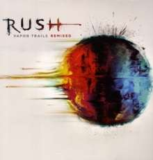 Rush: Vapor Trails, 2 LPs