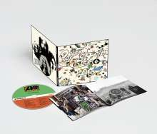 Led Zeppelin: Led Zeppelin III (2014 Reissue), CD