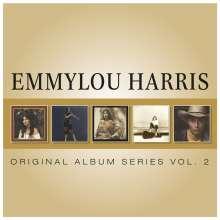 Emmylou Harris: Original Album Series Vol.2, 5 CDs