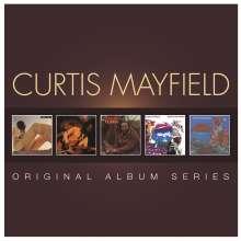 Curtis Mayfield: Original Album Series, 5 CDs