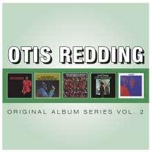 Otis Redding: Original Album Series Vol.2, 5 CDs