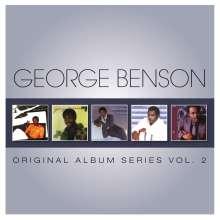 George Benson (geb. 1943): Original Album Series Vol.2, 5 CDs
