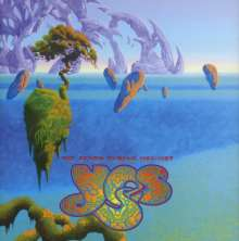 Yes: The Studio Albums 1969 - 1987, 13 CDs