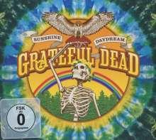 Grateful Dead: Sunshine Daydream: Veneta, Oregon, August 27, 1972 (3 HDCDs + DVD), 4 CDs