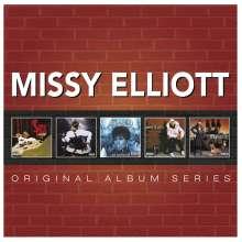 Missy Elliott: Original Album Series, 5 CDs