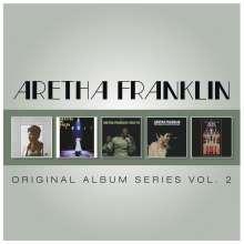 Aretha Franklin: Original Album Series Vol.2, 5 CDs