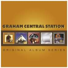 Graham Central Station: Original Album Series, 5 CDs
