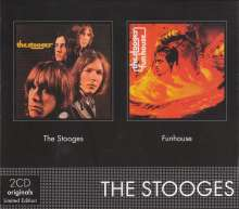 The Stooges: The Stooges / Funhouse (Limited Edition), 2 CDs