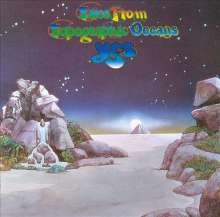 Yes: Tales From Topographic Oceans (180g), 2 LPs