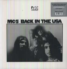MC5: Back In The USA, LP