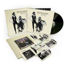 Fleetwood Mac: Rumours (35th Anniversary Edition) (Super Deluxe Box), 1 LP, 4 CDs und 1 DVD