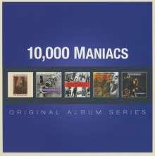 10,000 Maniacs: Original Album Series, 5 CDs