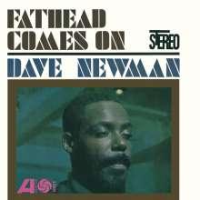 David 'Fathead' Newman (1933-2009): Fathead Comes On, CD