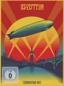 Led Zeppelin: Celebration Day: Live 2007 (Digipack DVD-Size), DVD