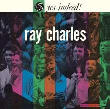 Ray Charles: Yes Indeed! (Japan-Optik), CD