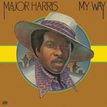 Major Harris: My Way (Japan-Optik), CD