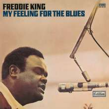 Freddie King: My Feeling For The Blues, CD