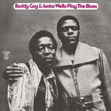 Buddy Guy & Junior Wells: Play The Blues, CD