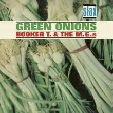Booker T. & The MGs: Green Onions, CD