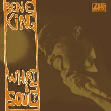 Ben E. King: What Is Soul, CD