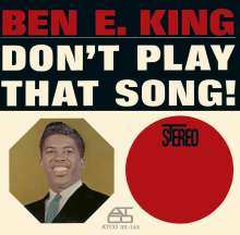 Ben E. King: Don't Play That Song! (Japan-Optik), CD
