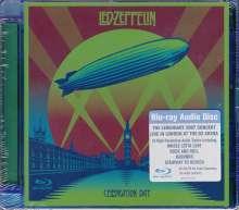 Led Zeppelin: Celebration Day: Live 2007, Blu-ray Audio