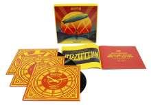 Led Zeppelin: Celebration Day (180g), 3 LPs