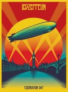 Led Zeppelin: Celebration Day: Live 2007, 3 CDs