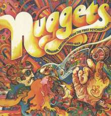 Nuggets - Original Artyfacts From The First Psychededelic Era 1965-1968 (180g), LP