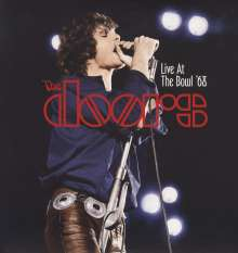 The Doors: Live At The Bowl '68 (180g) (Limited-Edition), 2 LPs