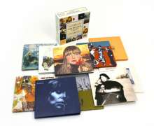 Joni Mitchell: The Studio Albums 1968 - 1979 (Limited-Edition), 10 CDs